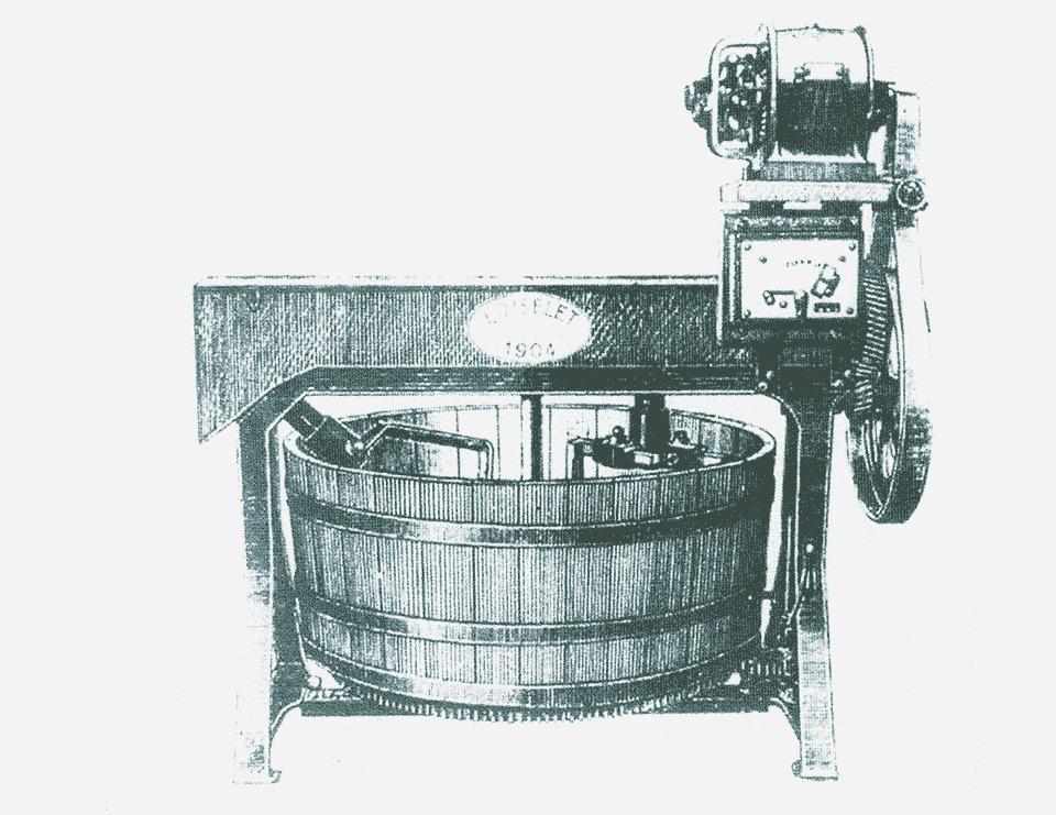 Pétrin LOISELET 1904